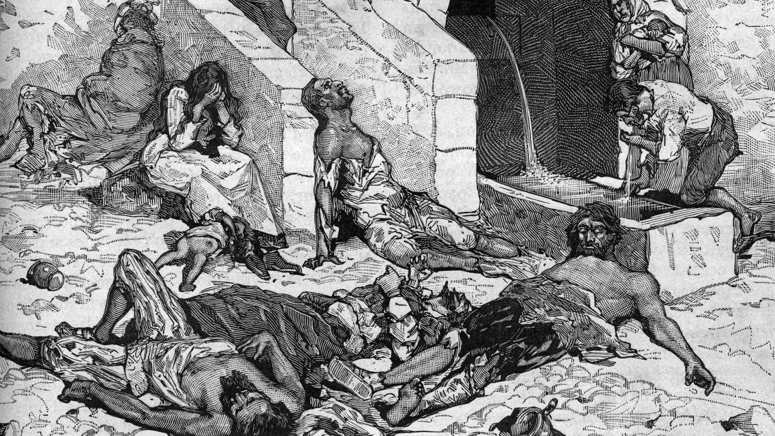 the effect of the black death on the culture and lives of the english people The effects of the black death in europe  people in the middle ages understood that good sanitation and similar precautions could help  assuming ordinances xiv.