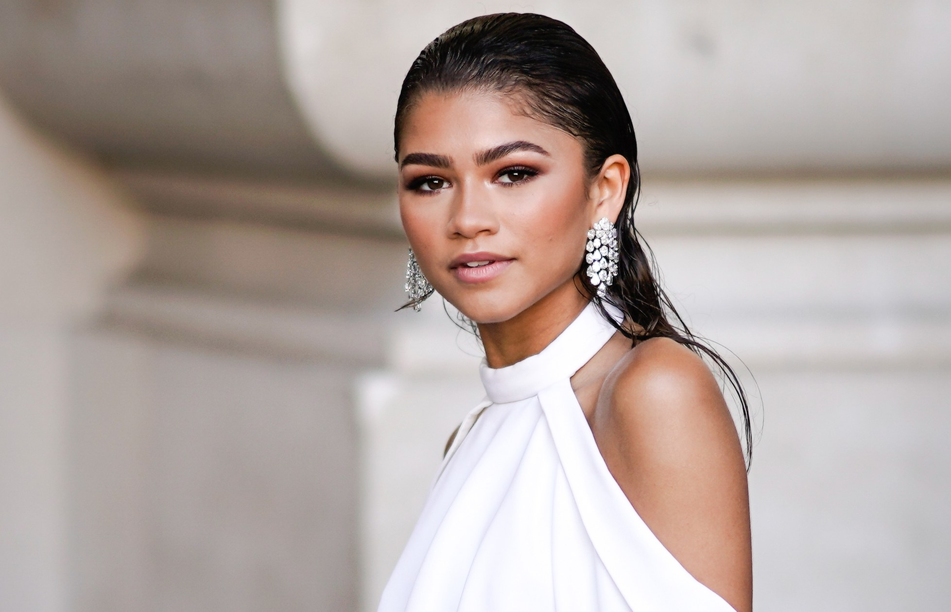 Who does zendaya date in Melbourne